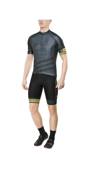 guilty 76 racing Velo Club Pro Race Set Men Black Edition